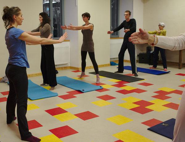 Juin-Juillet – Cours de Pilates – Étirement & Relaxation